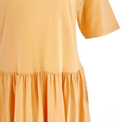 cancan baby doll dress yellow3
